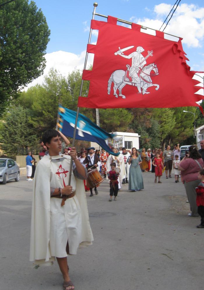 Uclés vive desde el día 10 y hasta el día 12 de agosto su XIX Mercado Medieval
