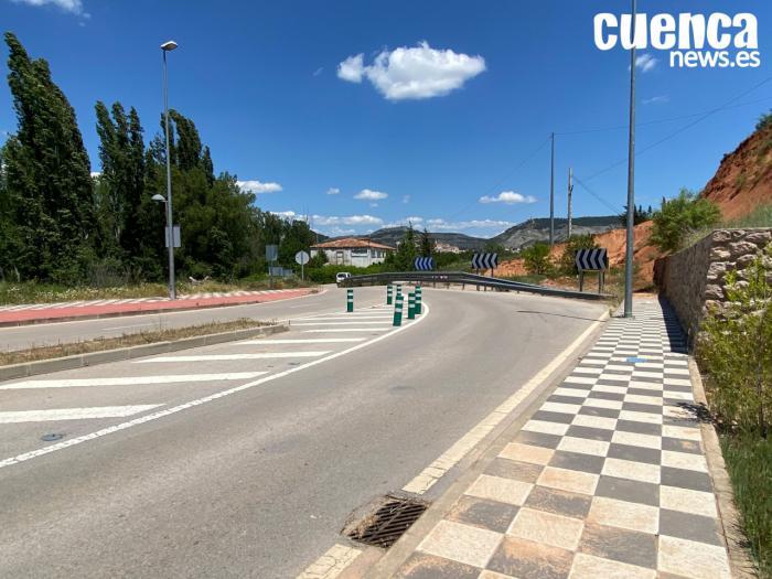 Nuevo vial que conectará la ciudad con el nuevo Hospital Universitario de Cuenca arrancarán en el primer semestre de 2021