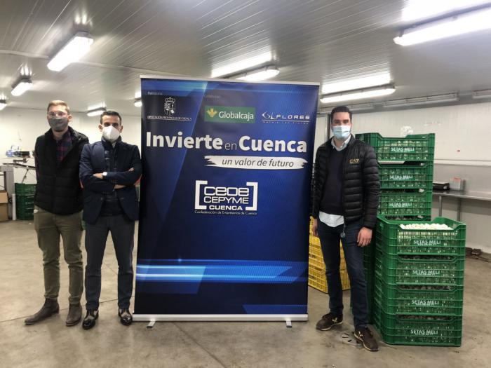 Invierte en Cuenca apoya las inversiones realizadas por Setas Meli y Bealar