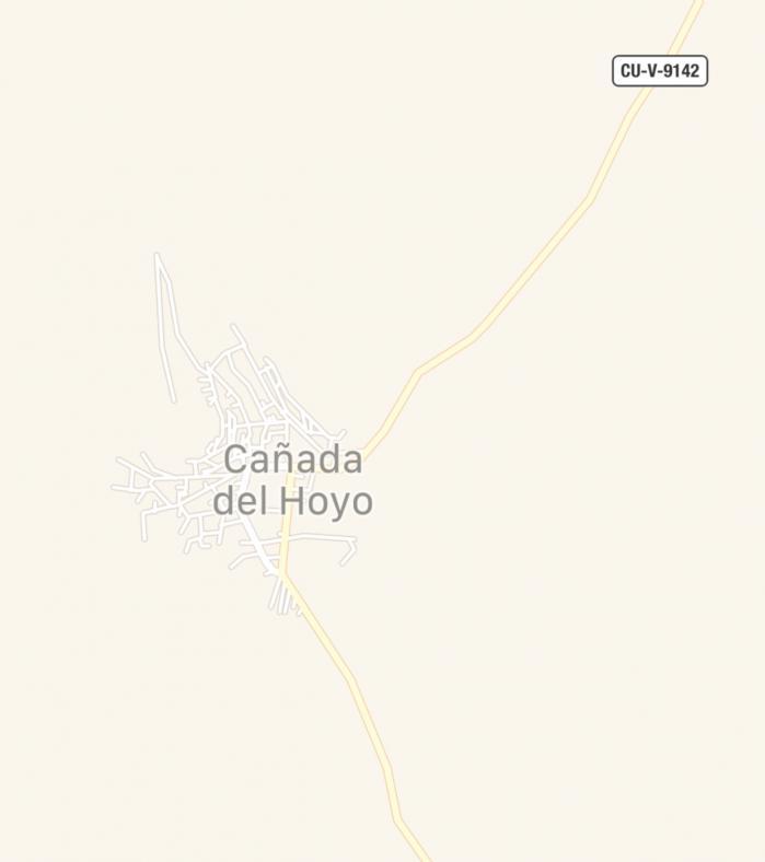 Se busca a un anciano desaparecido en Cañada del Hoyo