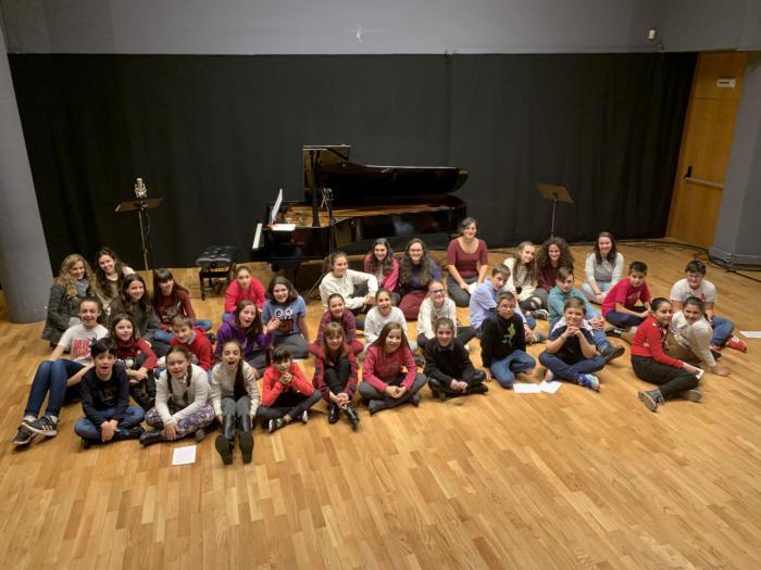 La sala Theo Alcántara acogerá la presentación de del CD de villancicos populares de la Escolanía Ciudad de Cuenca