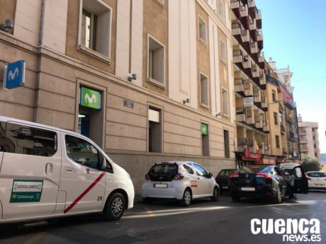 La parada de los taxis se traslada a la Avenida de Castilla-La Mancha
