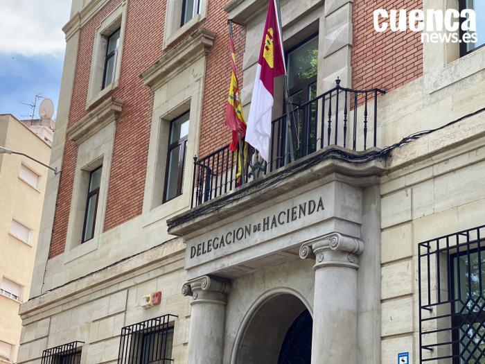 Delegación de Hacienda en Cuenca