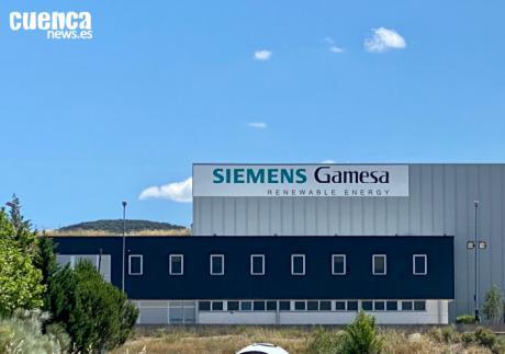 Siemens-Gamesa rescinde de una tacada todos los contratos eventuales en su planta en Cuenca