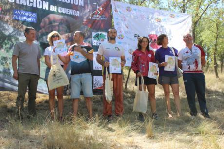 El Trofeo SOC pone broche de oro a una semana de orientación en la provincia