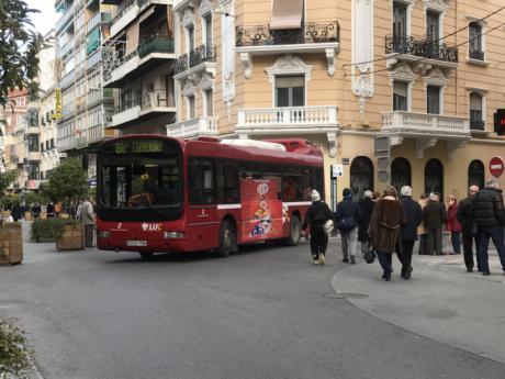 La Carrera del Pavo y la San Silvestre en Piragua provocarán modificaciones en las líneas de autobuses urbanos