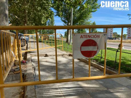 Aprobada la primera certificación de las obras de mantenimiento urbano que se están ejecutando ya en varios puntos de la ciudad