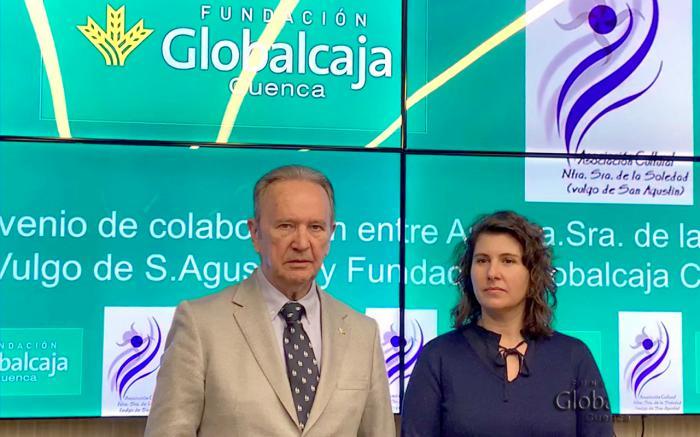 Globalcaja colabora con varias Hermandades de la Semana Santa de Cuenca