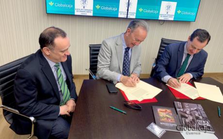 La Fundación Globalcaja Cuenca renueva su acuerdo con la Junta de Cofradías