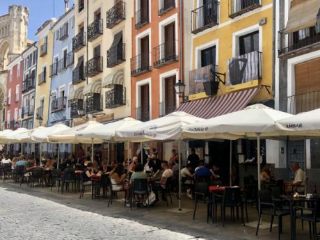 El Ayuntamiento abre una consulta pública previa para la modificación de la Ordenanza municipal que regula las terrazas