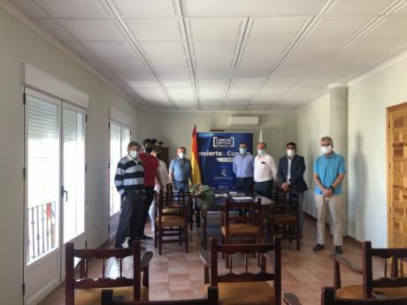 Casas de Haro se suma a Invierte en Cuenca aportando terreno industrial y buenas comunicaciones