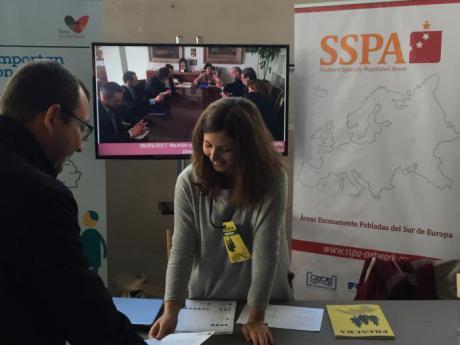 La SSPA valora que la Unión Europea sea consciente de la gravedad del problema de la despoblación y comience a tomar medidas