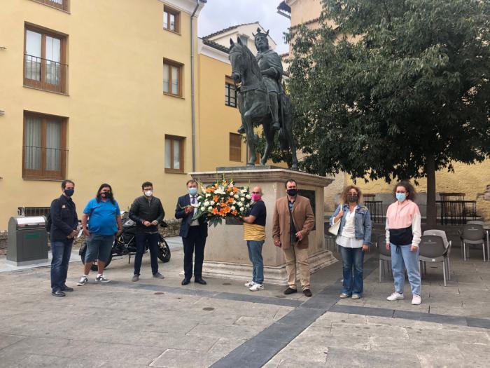 """""""Nos quedan muchos San Mateos. Ahora seamos responsables"""", el mensaje del Ayuntamiento de Cuenca para todos los mateos y mateas"""