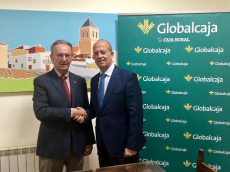 Globalcaja y Las Pedroñeras analizan el presente y futuro de la localidad