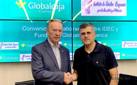 La Fundación Globalcaja Cuenca y el IDEC renuevan su colaboración