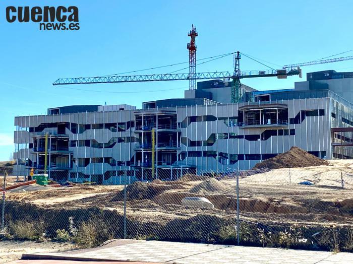 Nuevo hospital universitario de Cuenca