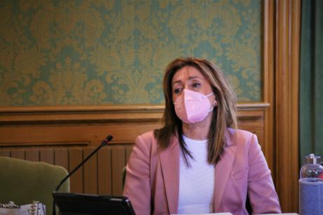 """Cristina Fuentes (Cs): """"Señor Dolz, no culpe a Ciudadanos de su mala gestión en las cuentas municipales"""""""