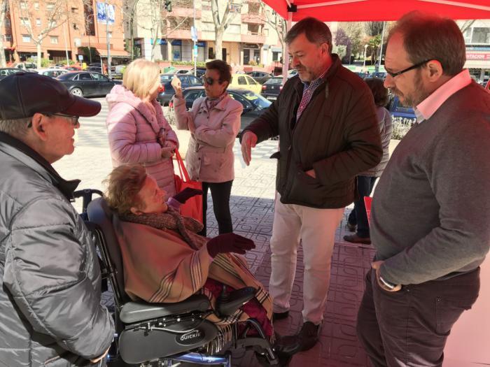 Dolz asegura que una de sus prioridades como alcalde será la recuperación de los servicios