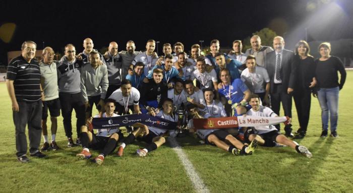 El Conquense doblega al Toledo y se proclama campeón de la Copa JCCM (1-2)