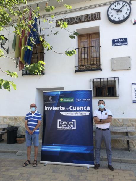 Invierte en Cuenca y el Ayuntamiento de Valdetórtola buscarán revitalizar el proyecto del balneario