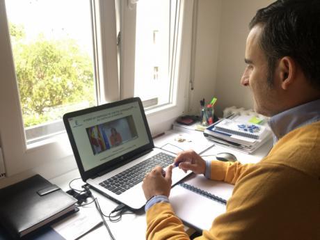 Técnicos de Invierte en Cuenca asisten al V Foro de Empresas de capital extranjero de Castilla-La Mancha