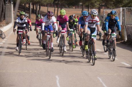 San Clemente celebró la primera competición de la particular primavera ciclista del Deporte en Edad Escolar conquense
