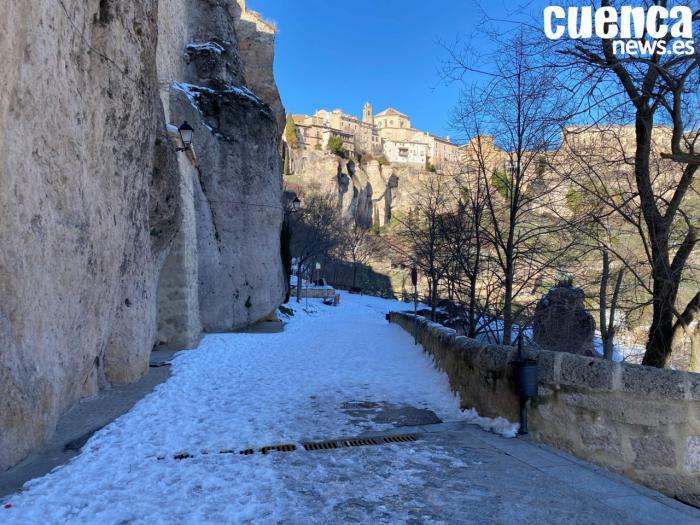 Mínima de -11 grados en Cuenca