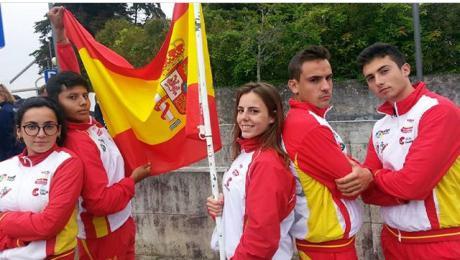 Excelente representación del Club Piragüismo Cuenca con Carácter en la Copa del Mundo de Maratón,con un 9º y 10º puesto de Arantza