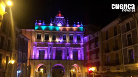 El Ayuntamiento inaugurará su fachada restaurada con una exposición y el encendido de su iluminación ornamental