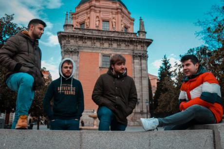Los Acordes Rotos presentan su nuevo disco en Cuenca