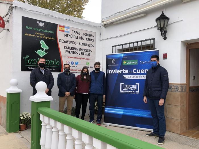 Invierte en Cuenca colabora en el nacimiento de una empresa hostelera de Raíz Argentina en El Provencio