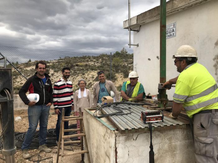 La Junta mejorará el sistema de abastecimiento de agua de Carboneras de Guadazaón