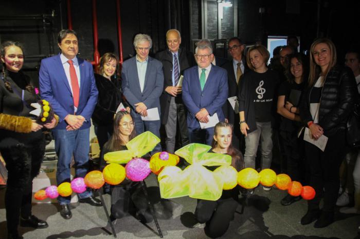 La Junta felicita a los organizadores del proyecto 'Música en las aulas', premiado en la edición de este año del Día de la Enseñanza