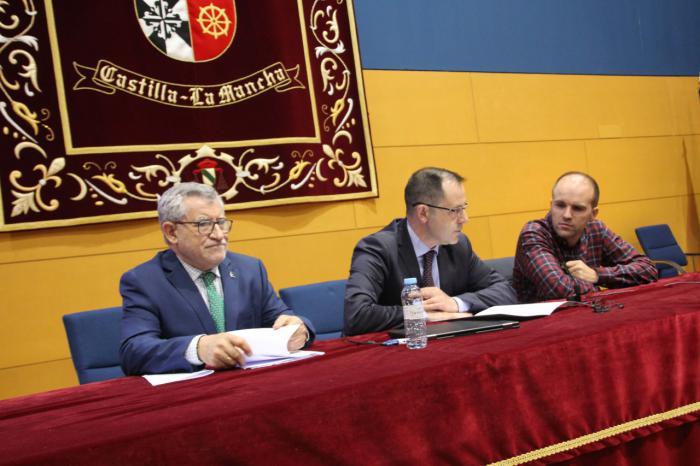 El Gobierno regional felicita al Festival de Novela Criminal 'Las Casas Ahorcadas' y destaca la importancia fomentar la lectura desde las aulas