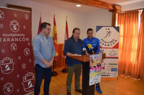Más de 650 atletas se darán cita en la IV San Silvestre de Tarancón