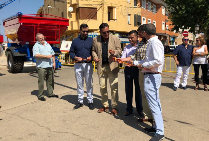 La Junta anima a los agricultores de la provincia a solicitar planes de mejora para renovar la maquinaria agrícola