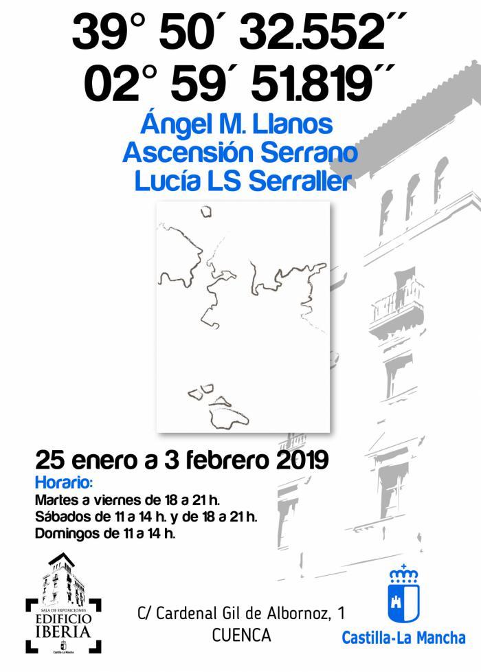 La Sala Iberia acoge una exposición con Horcajo de Santiago como protagonista