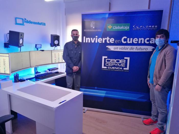 Invierte en Cuenca ayuda a la constitución de nuevos negocios en San Clemente