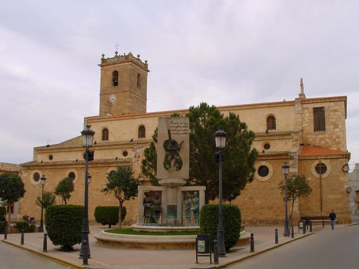Iglesia de Casasimarro
