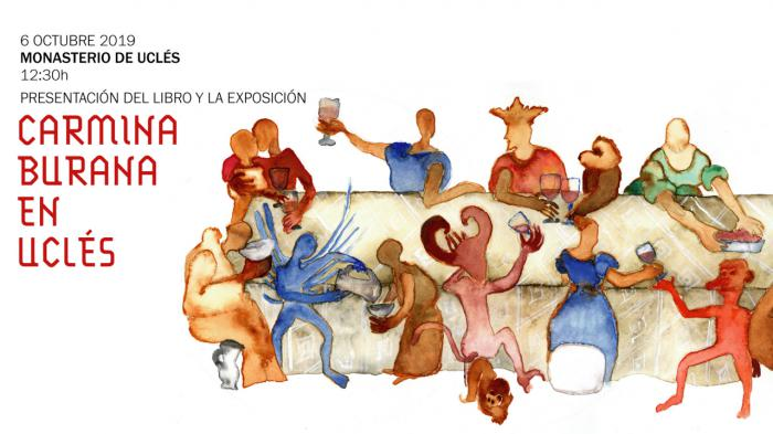 Una exposición recuerda el concierto de 'Carmina Burana' en el Monasterio de Uclés