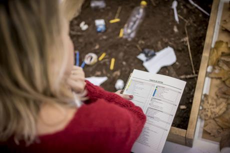Castilla-La Mancha participa en la primera campaña nacional para conocer la basura abandonada en entornos terrestres
