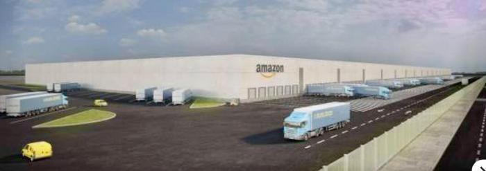 Amazon llega a Illescas