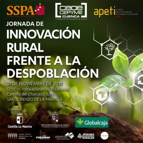 La Confederación de Empresarios organiza este jueves una jornada de innovación rural frente a la despoblación