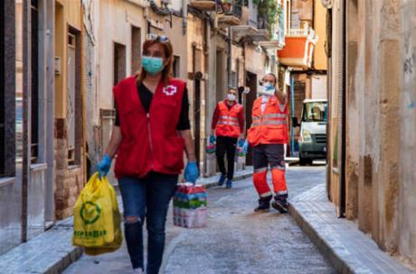 Más de 2.700 personas han participado en la campaña de Aquona en favor del plan Cruz Roja Responde Recuperación