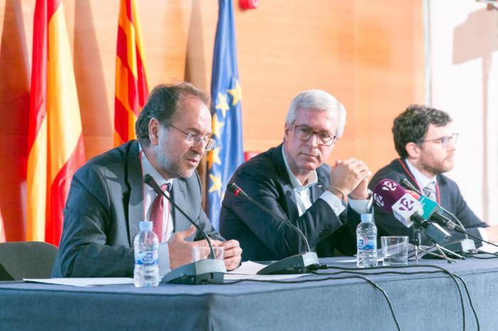Julián Huete participa en la inauguración de las Jornadas de Mecenazgo y Patrimonio Cultural de Tarragona