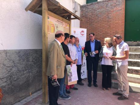 Diputación e Iberdrola destinan casi 22.000 euros a la creación del Sendero de la Vía Negrín entre Tarancón y Belinchón