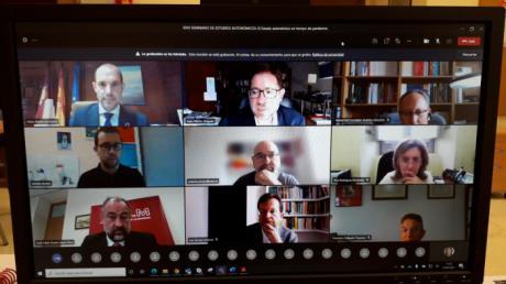 El seminario más veterano de la UCLM analiza cómo afectan las reformas normativas en tiempos COVID al Estado autonómico