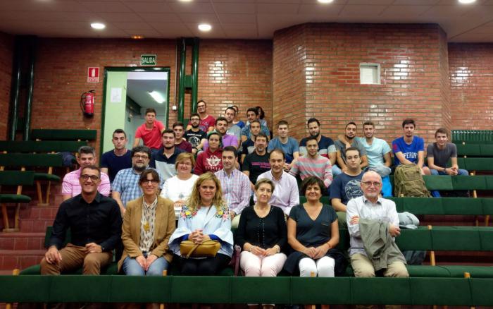 Arranca el segundo curso del Ciclo de Formación Superior de Electromedicina Clínica de Cuenca