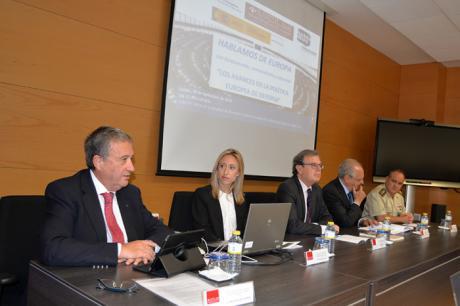 El profesor de la UCLM José Antonio Negrín coordinará la futura sección regional del Movimiento Europeo