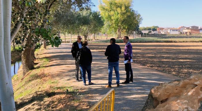 El Estado invierte en Cuenca 1.450.000 euros en el Plan Especial de Empleo y Zonas Rurales Deprimidas posibilitando trabajo a 334 personas
